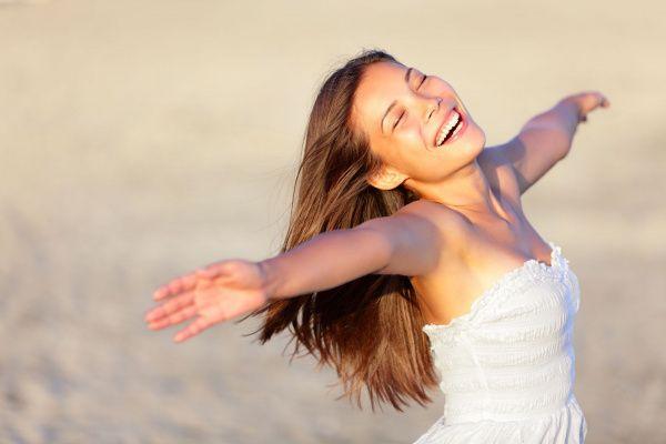 Как стать счастливой женщиной и наслаждаться жизнью
